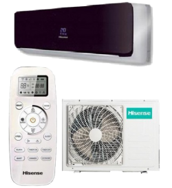 Сплит-системы Hisense PURPLE Art Design DC Inverter